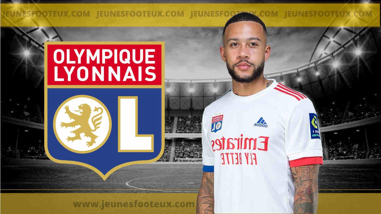 OL - Mercato : Depay, mauvaise nouvelle pour Lyon et Aulas