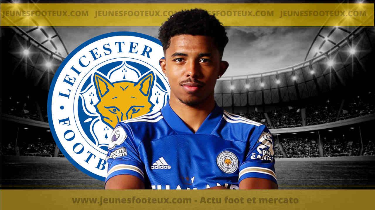 Leicester : Wesley Fofana nage en plein bonheur