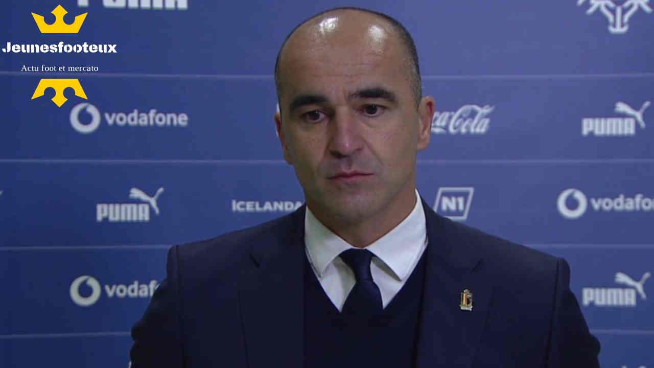 Belgique : la liste de Roberto Martinez pour l'Euro avec 3 joueurs de Ligue 1
