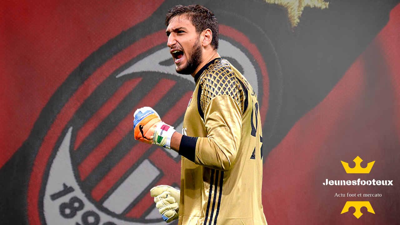 AC Milan : Donnarumma quitte officiellement les Rossoneri