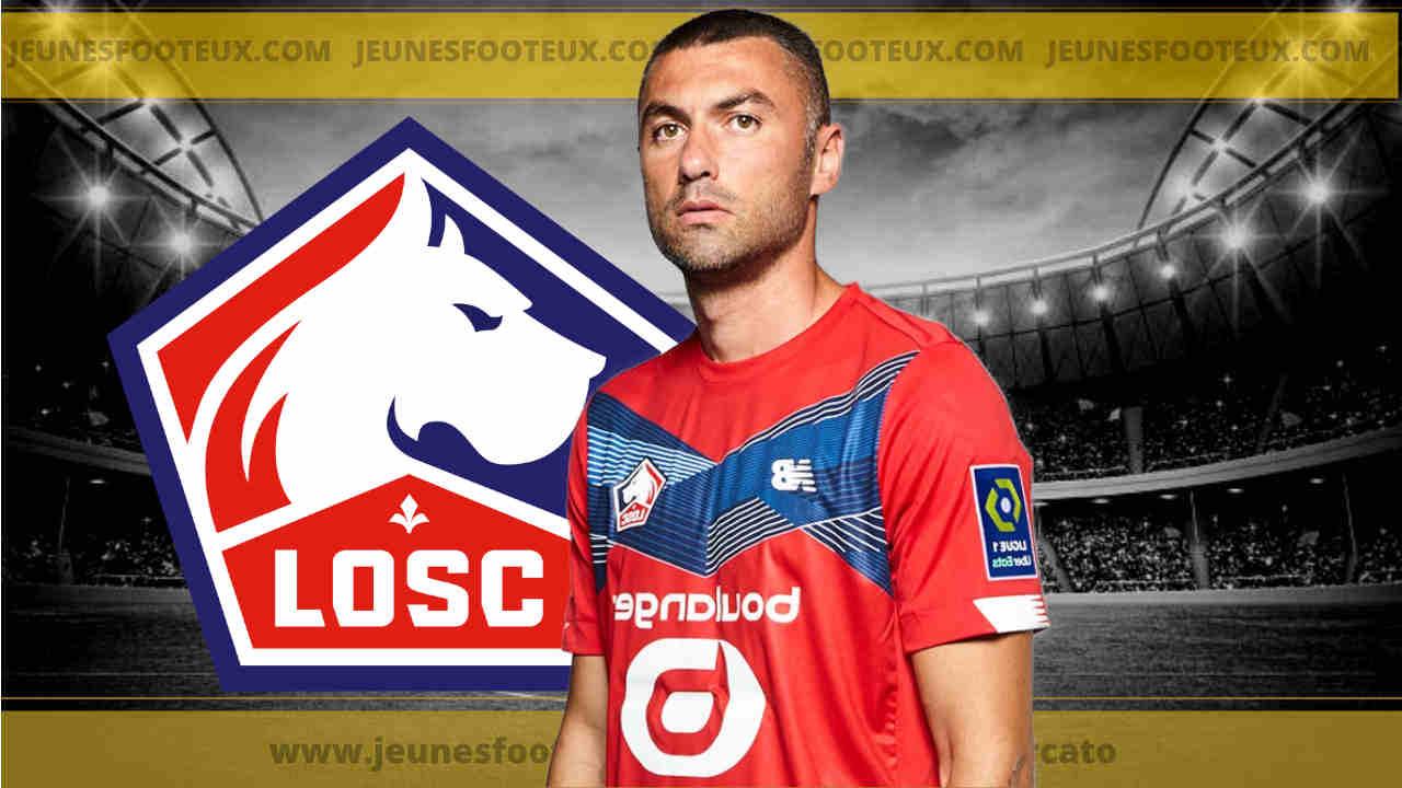 LOSC - Mercato : Yilmaz ne rassure pas les supporters Lillois !