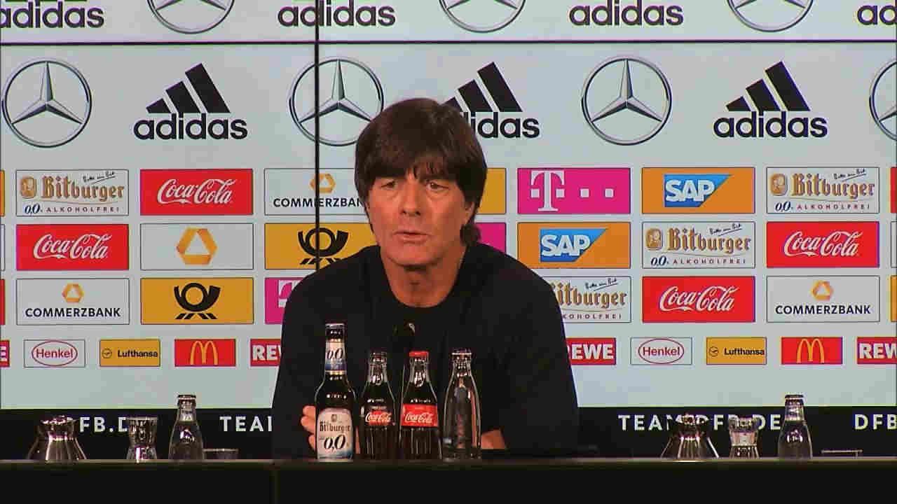Allemagne : Joachim Löw a définitivement tranché pour son avenir post-Euro !