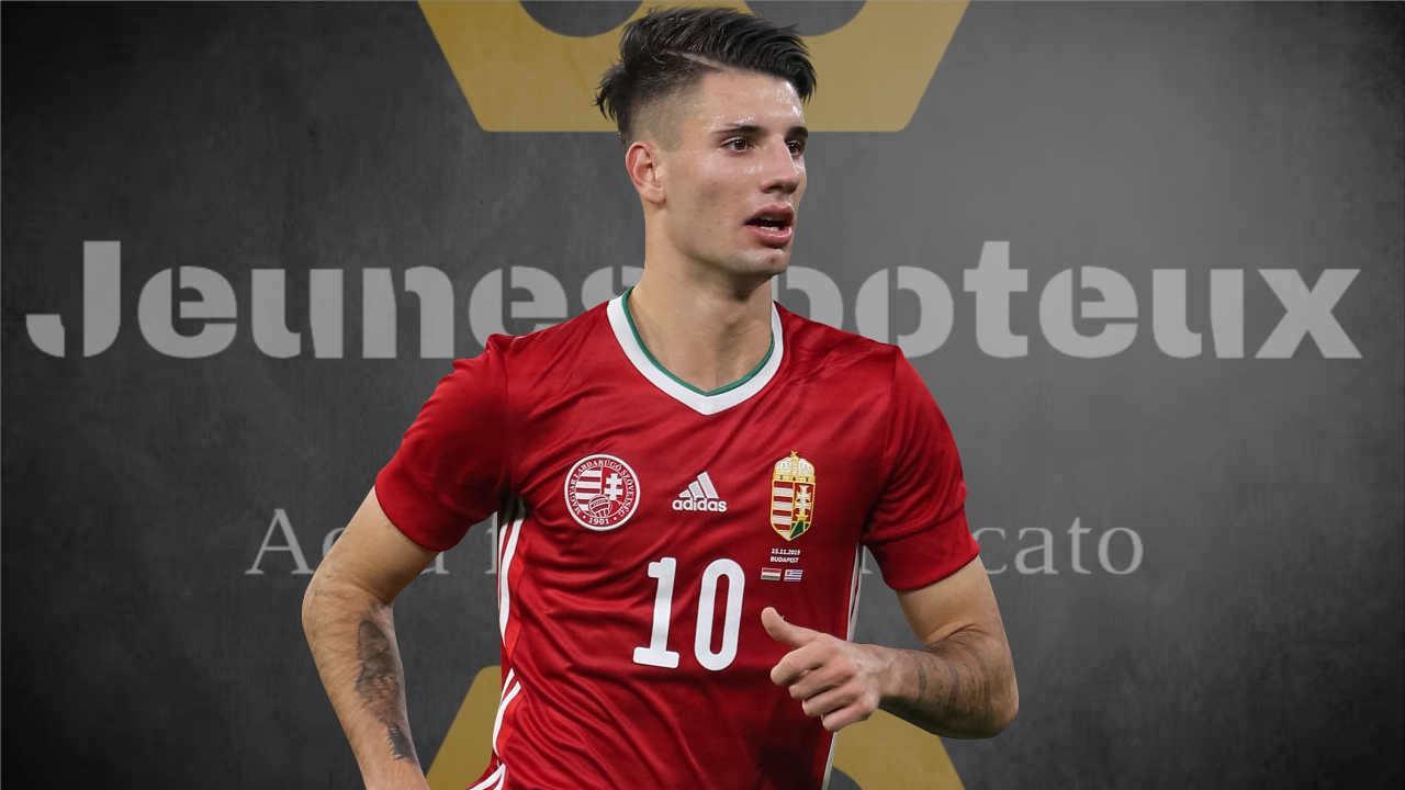 Hongrie Foot : Dominik Szoboszlai (RB Leipzig) forfait pour l'Euro 2021 !