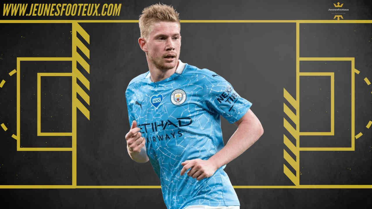 Manchester City : Kevin De Bruyne blessé !