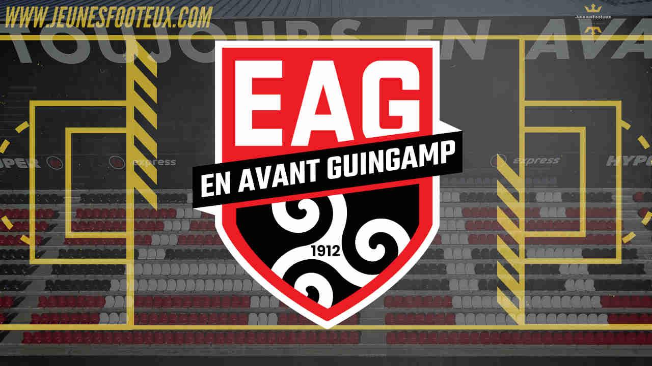 Guingamp Foot : Merghem et Larsen, l'EAG dit stop !