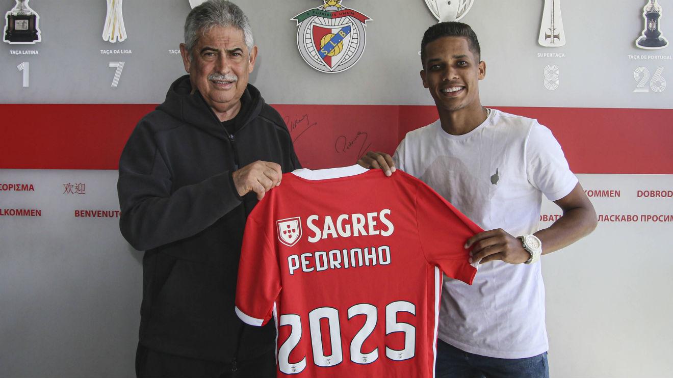 Pedrinho quitte Benfica pour le Shakhtar Donetsk !
