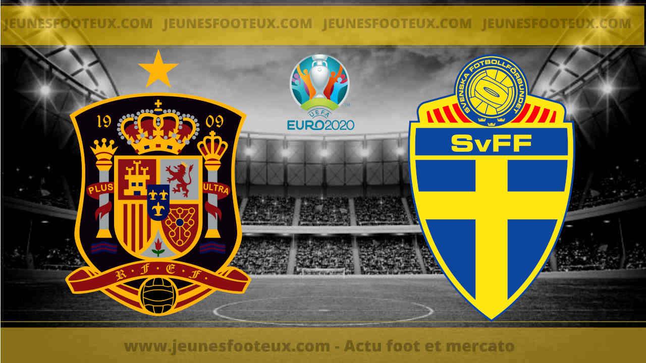 Tout savoir sur Espagne-Suède