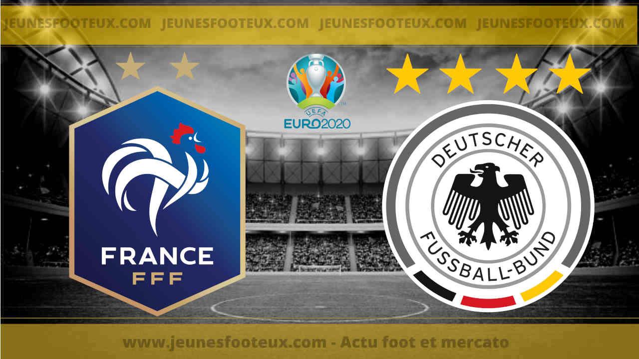 France - Allemagne : notes des Bleus !