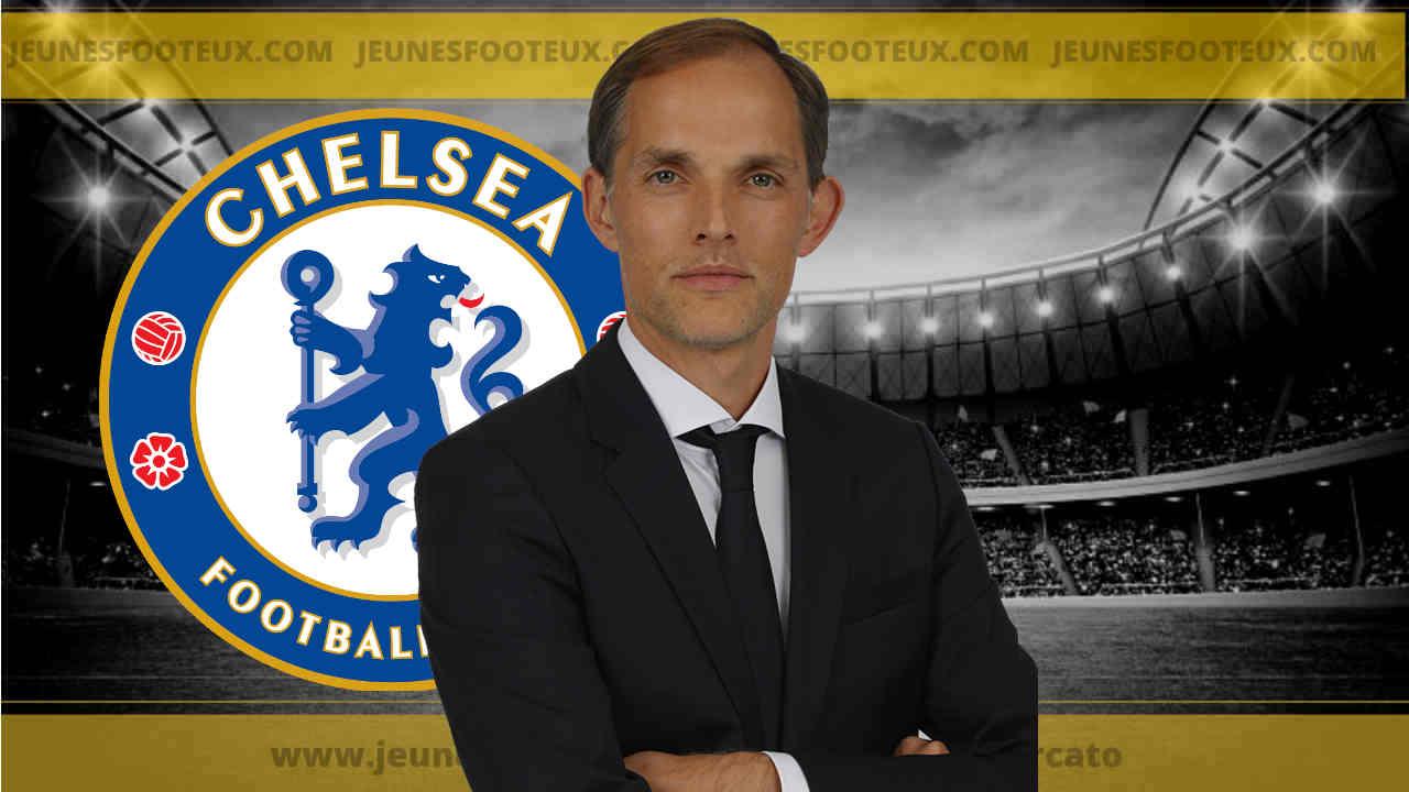 Mercato Chelsea : Tuchel veut Haaland et Bellingham