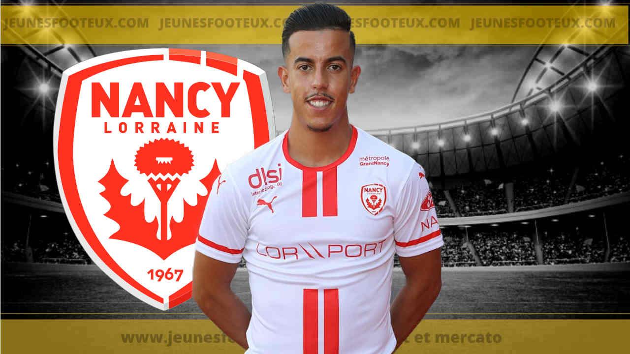FC Metz : Amine Bassi (ASNL - Nancy) a signé !