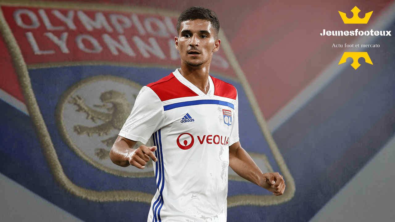OL Foot : Aouar (Lyon) plaît à Arsenal !