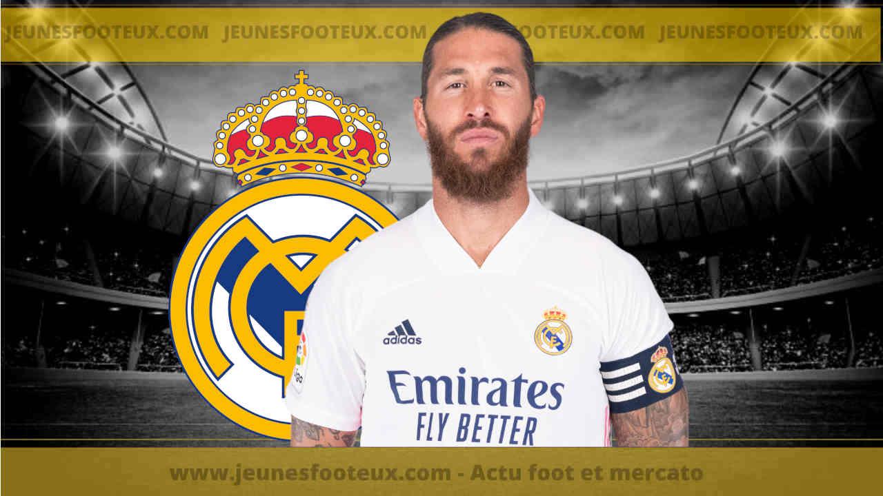 PSG Foot : Sergio Ramos quitte le Réal !