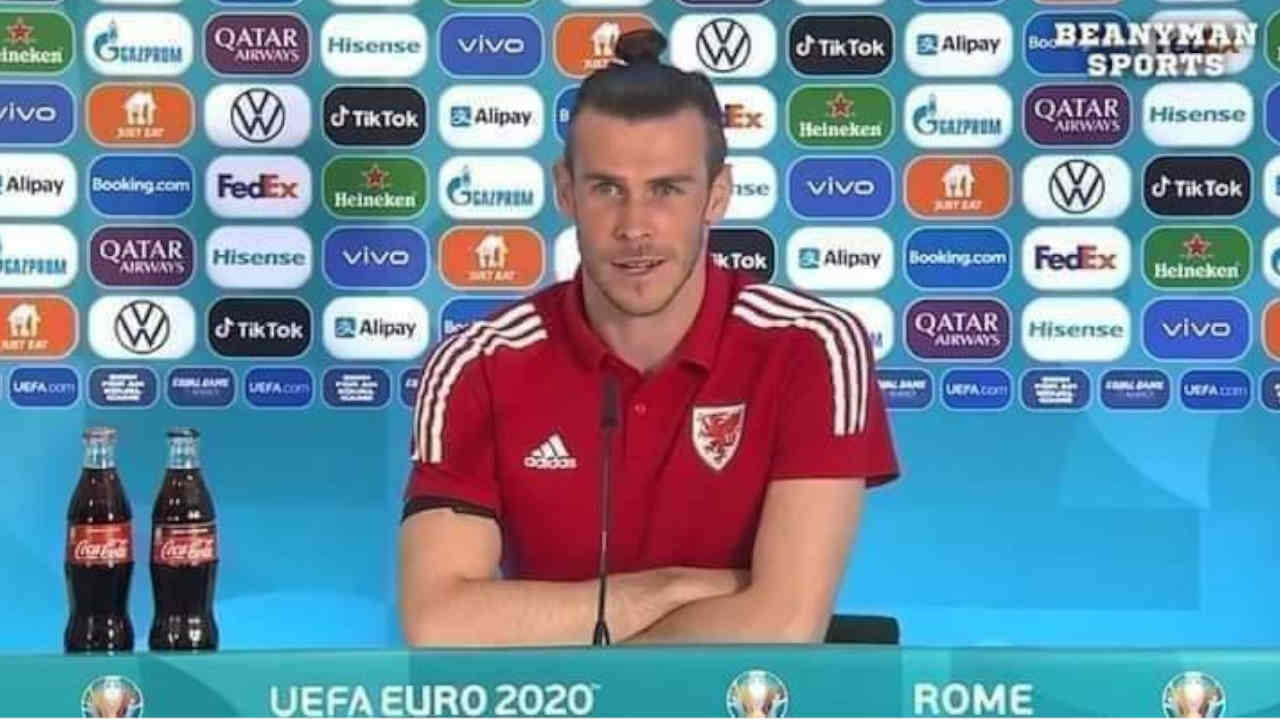 Gareth Bale se moque des journalistes au sujet de Sergio Ramos