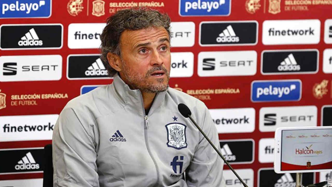 Espagne : Luis Enrique, la grosse réponse sur son avenir avec la Roja en conférence de presse !