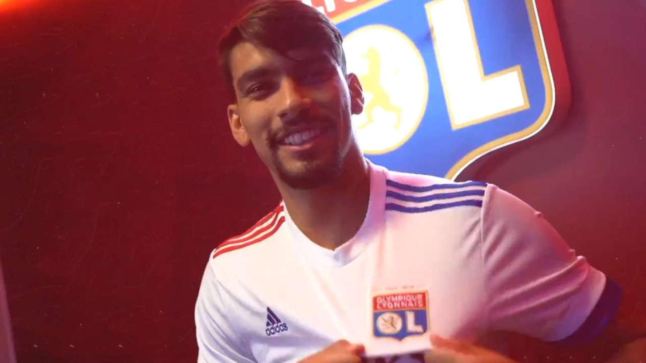 OL : Le nouveau numéro de maillot de Lucas Paquetá à Lyon