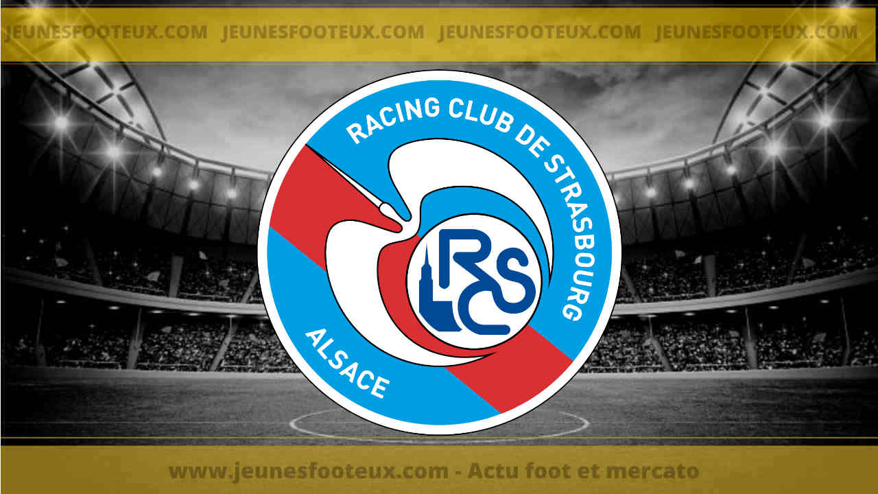 Lucas Perrin rejoint le RC Strasbourg