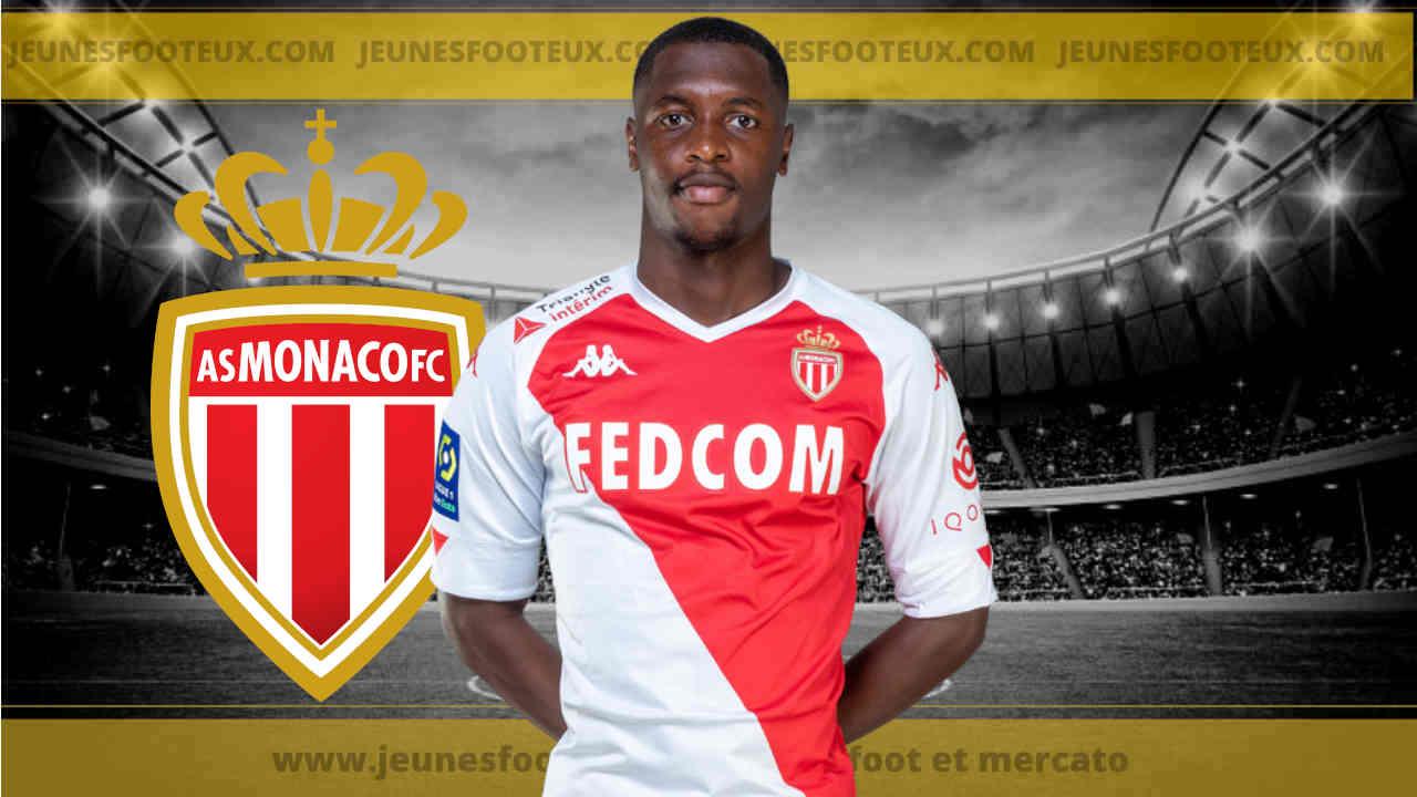Monaco - Mercato : Fodé Ballo-Touré va rejoindre l'AC Milan