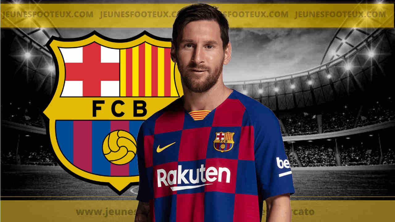 FC Barcelone : Un nouveau record pour Lionel Messi