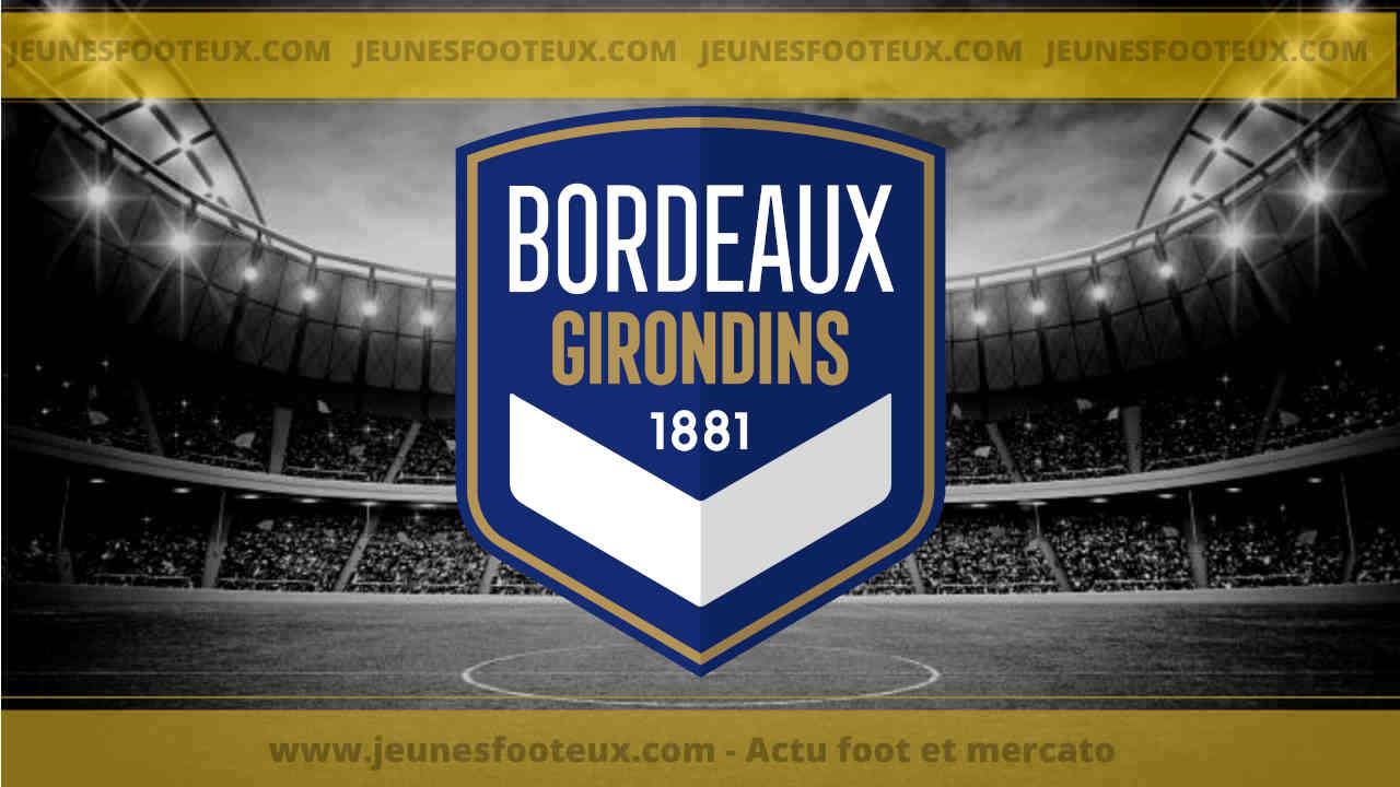 Girondins de Bordeaux : Tom Lacoux blessé.