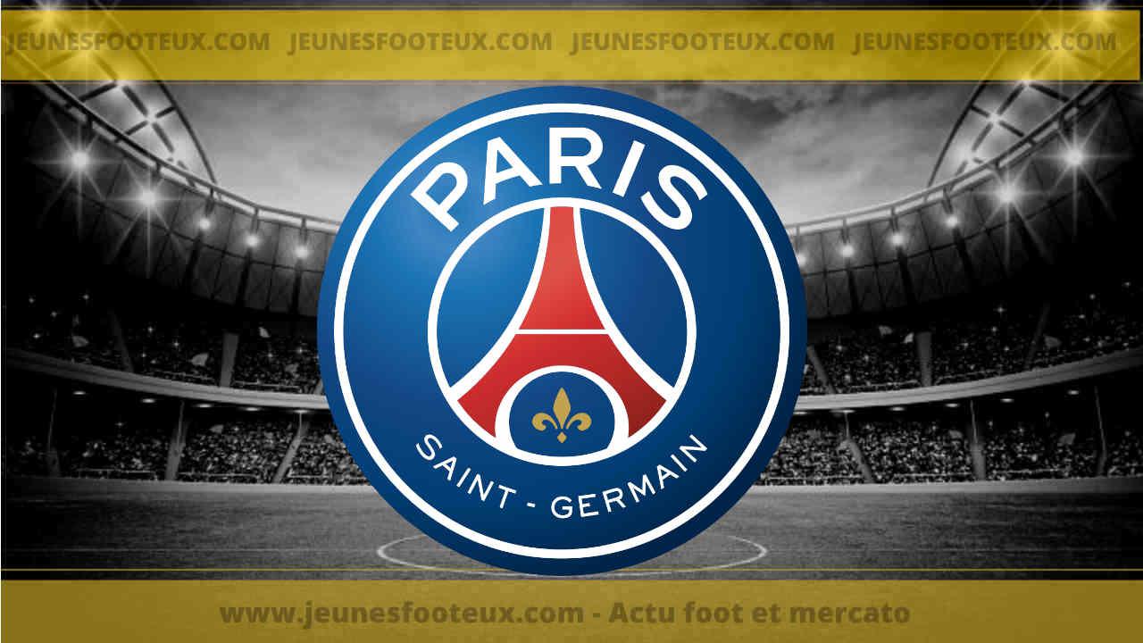 PSG : un espoir du Paris SG a mis les voiles