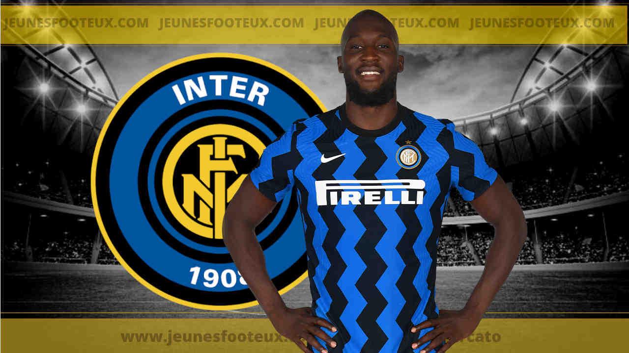 L'Inter Milan a pris une décision importante pour Romelu Lukaku, ciblé par Chelsea !