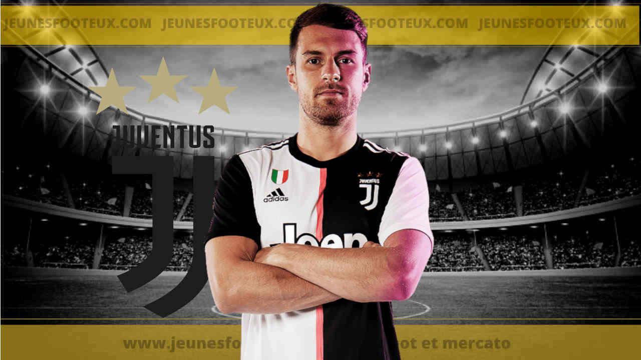 Juventus Foot : Ramsey (ex Arsenal) à Tottenham ?