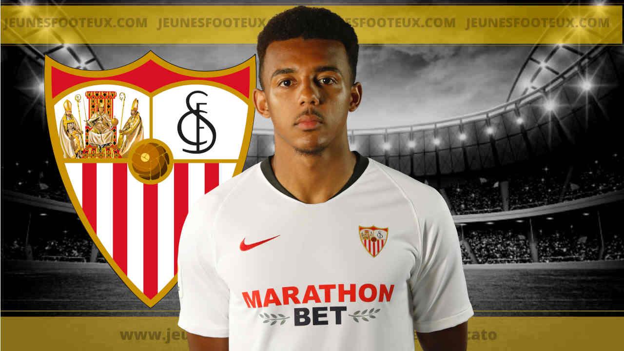 Chelsea veut Jules Koundé, mais ...