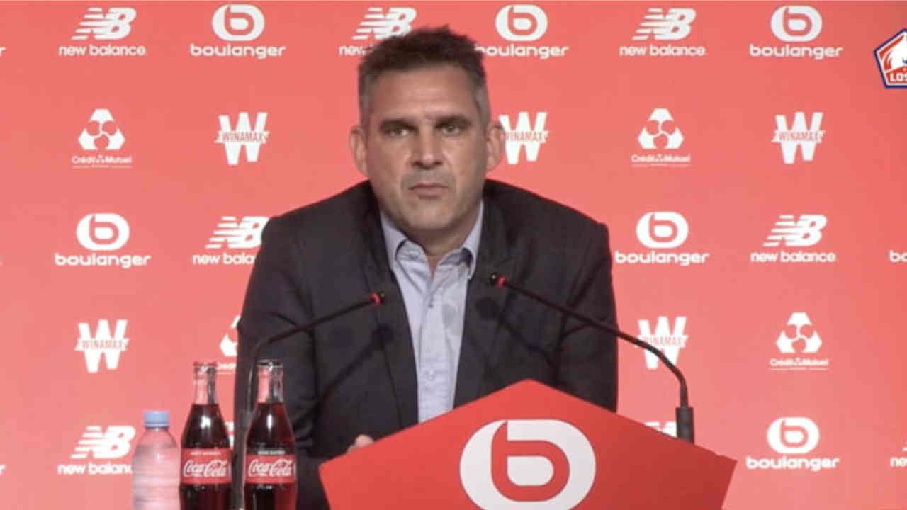 LOSC : Gourvennec a vu des choses inhabituelles face au FC Metz