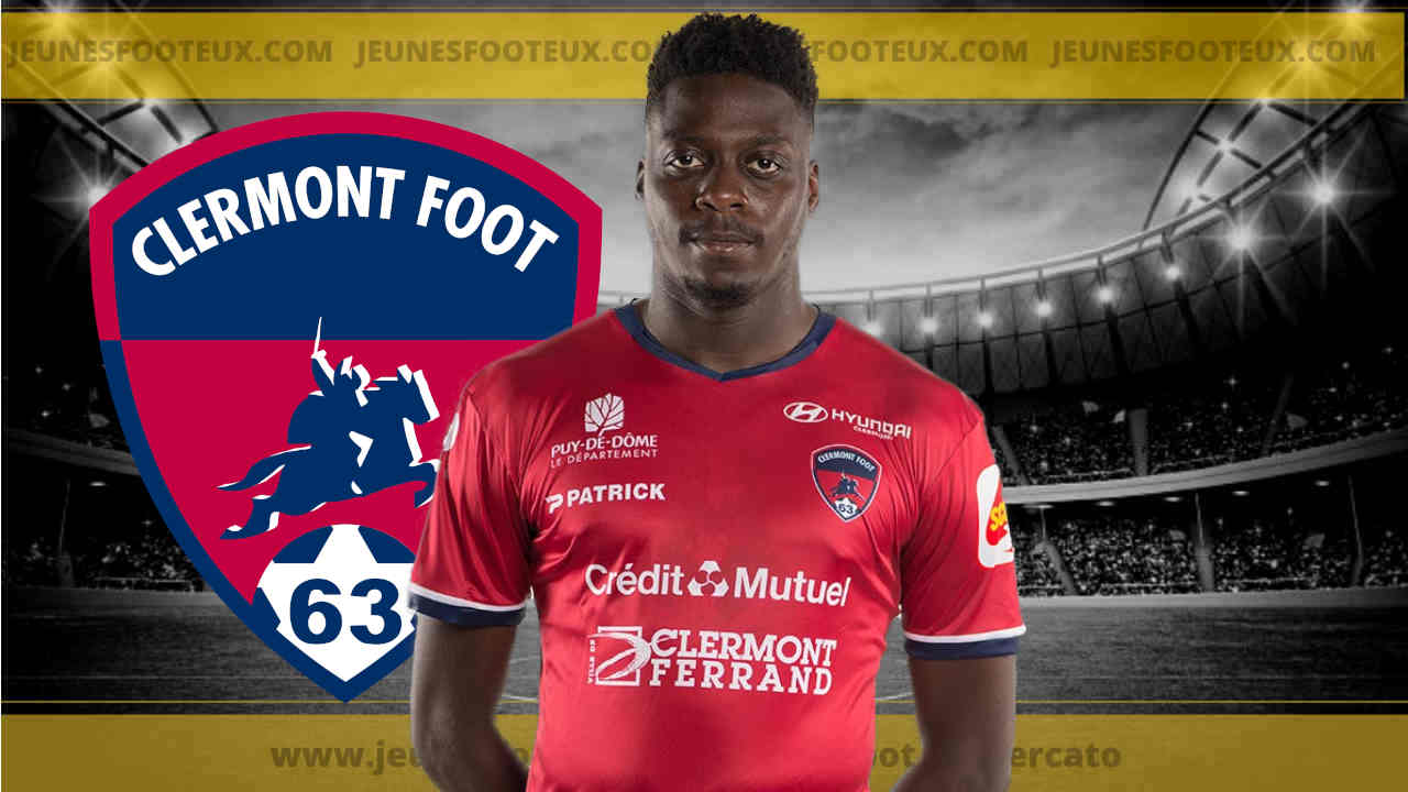 Mohamed Bayo va prolonger au Clermont Foot !