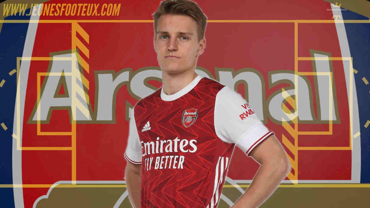 Arsenal - Mercato : accord avec le Real Madrid pour Martin Odegaard