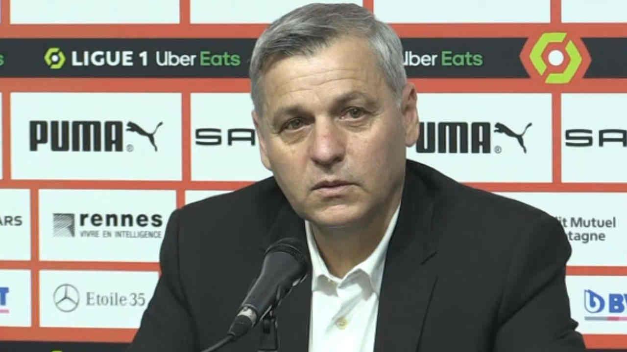 Stade Rennais : Genesio se confie sur le départ de Camavinga pour le Real Madrid
