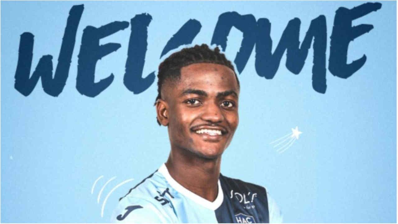 RC Lens : Ismaël Boura n'a pas hésité une seule seconde pour rejoindre Le Havre