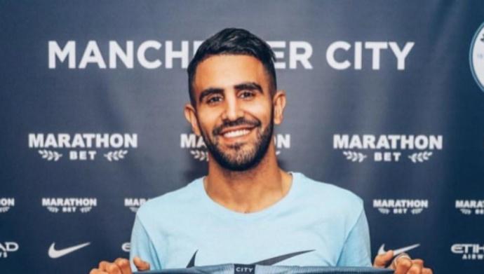 Manchester City : Riyad Mahrez impliqué dans un drôle d'échange au prochain Mercato d'été ?