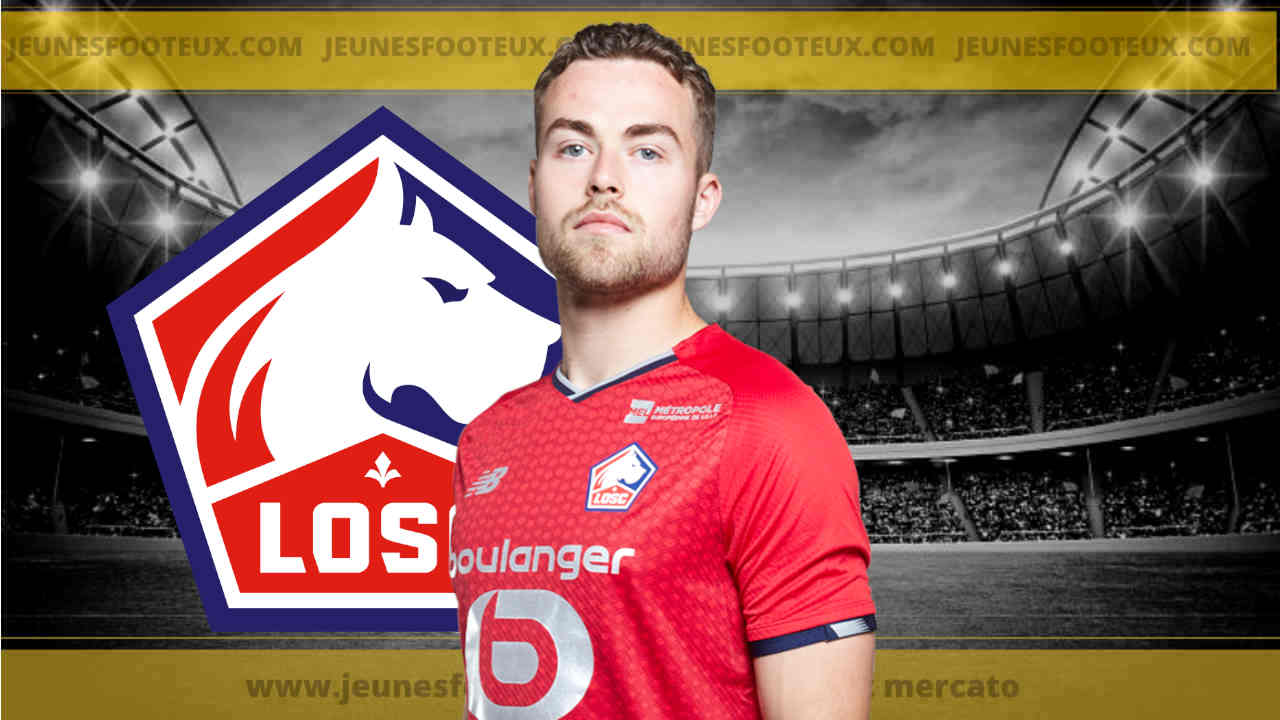 Gabriel Gudmundsson commence à prendre ses marques au LOSC et à Lille