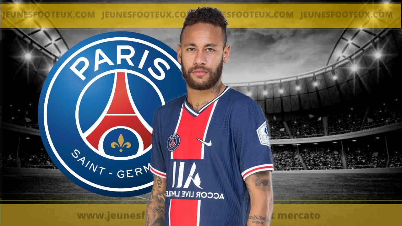 A former Lens and Bordeaux participant makes a transparent assertion about Neymar