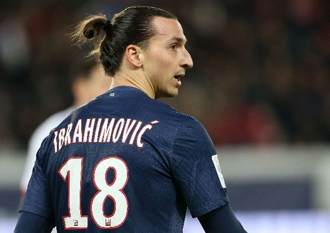 PSG : Ibrahimovic forfait contre Lorient