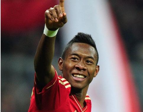 Monaco s'intéresse à David Alaba !