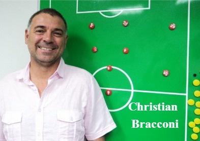 Christian Bracconi nouvel entraineur d'Ajaccio