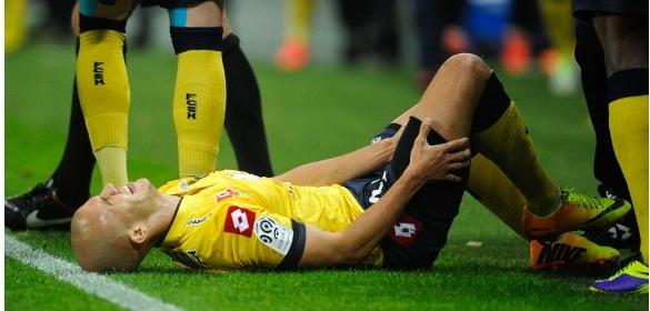Thomas Guerbert gravement blessé
