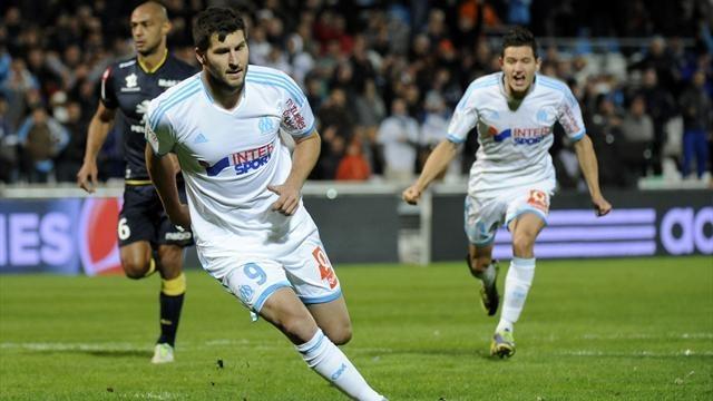 Marseille s'en sort sous le mistral.