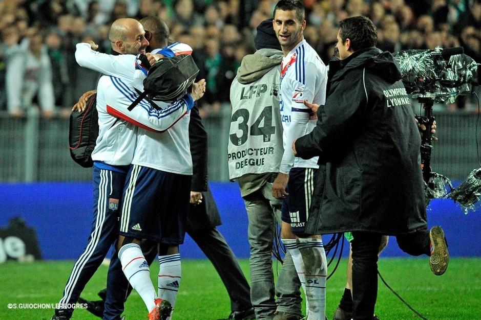 Hold Up parfait pour Lyon!