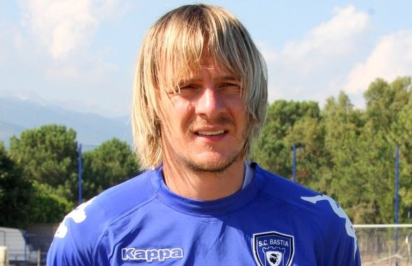 Milos Krasic à peine arrivé à Bastia veut déjà repartir !