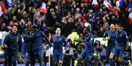 Les bleus nous emmènent à Rio!!!