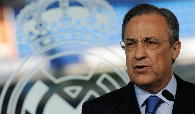 Real : Perez liquide Sergio Ramos !