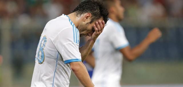 Marseille : Valbuena et Payet blessés