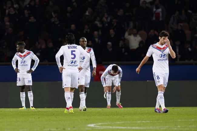 Ligue 1 : L'OL au point mort !