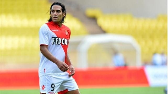 """Radamel Falcao : """"Je suis très content à Monaco"""""""