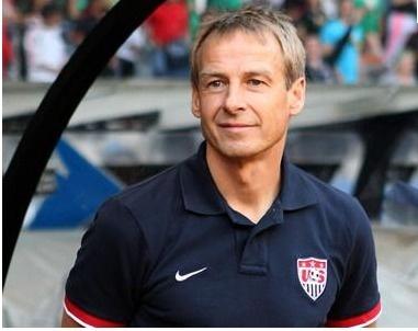 Prolongation de contrat de Jürgen Klinsmann à la tête des Etats-Unis