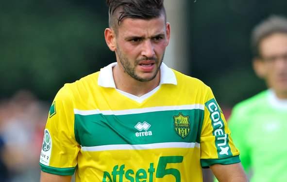 Nantes : Djordjevic s'engage avec la Lazio