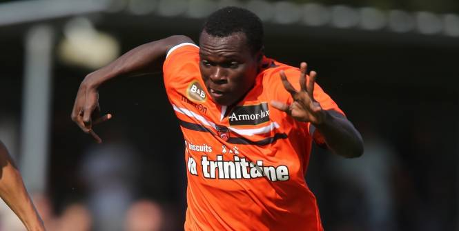Aboubakar, le Monsieur Plus du Fc Lorient !